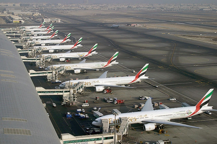 Dubai International Airport Remains The World's Busiest For The Fifth Year In A Row, All Thanks To Indians