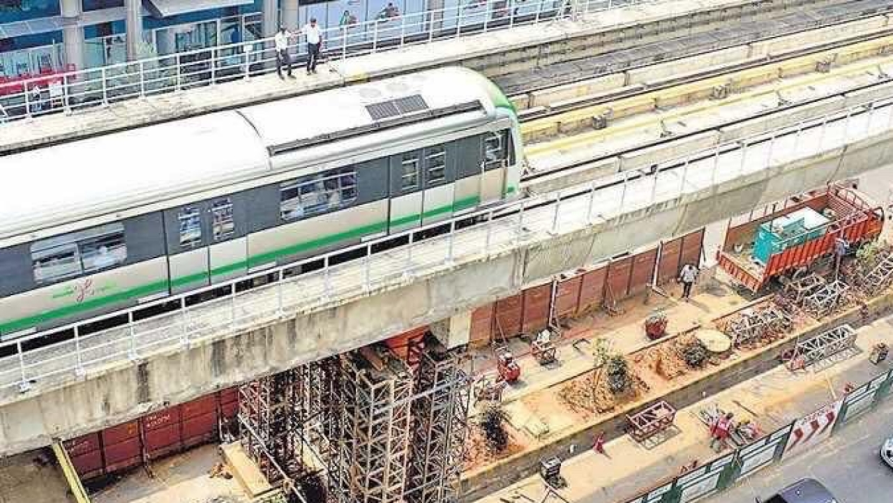 Bengaluru: Namma Metro Phase I To Undergo Extensive Safety Audit To Check Losses