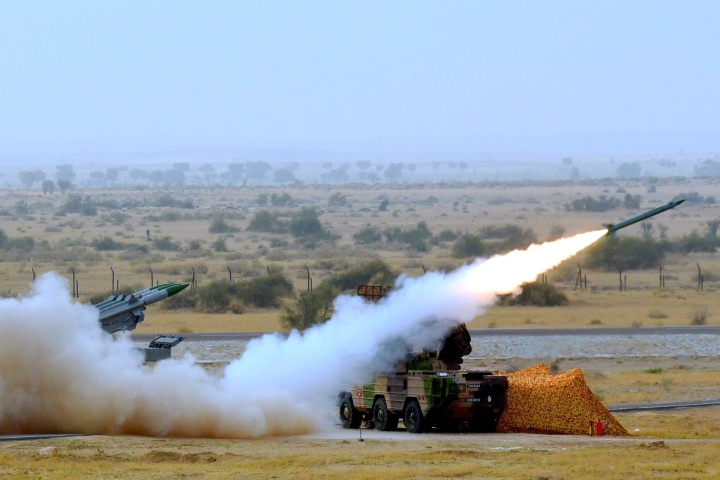 Deepening India-Israel Ties: Indian Navy Signs Contracts Worth $93 Million For MRSAM Air Defence System