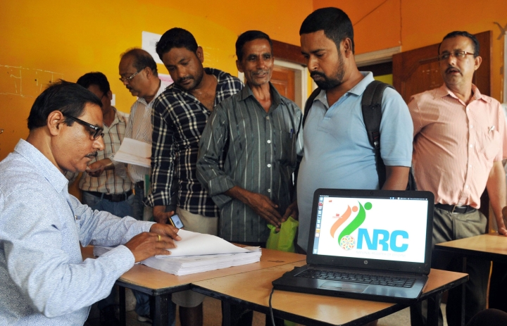 Huge Political Fireworks Expected As Assam NRC Update Enters The Crucial Final Phase