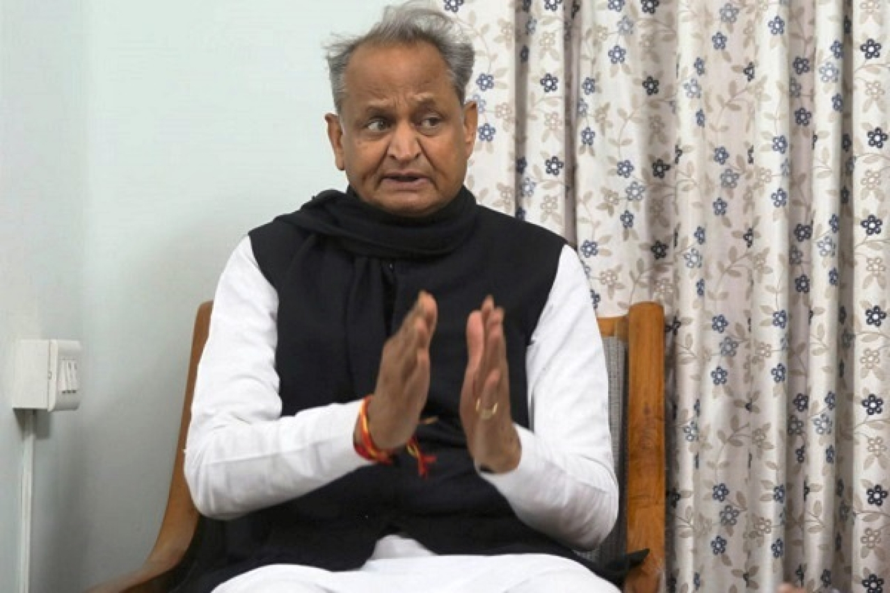 Rajasthan's Cash-Strapped Ashok Gehlot  Government Hosts Maharashtra Congress MLAs At Luxury Resorts: Report