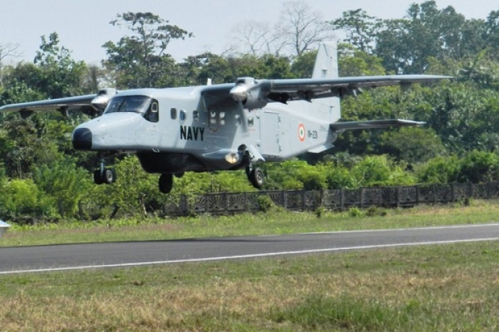 INS Kohassa: Third Naval Air Base Commissioned In Andamans In Operational Boost For Navy