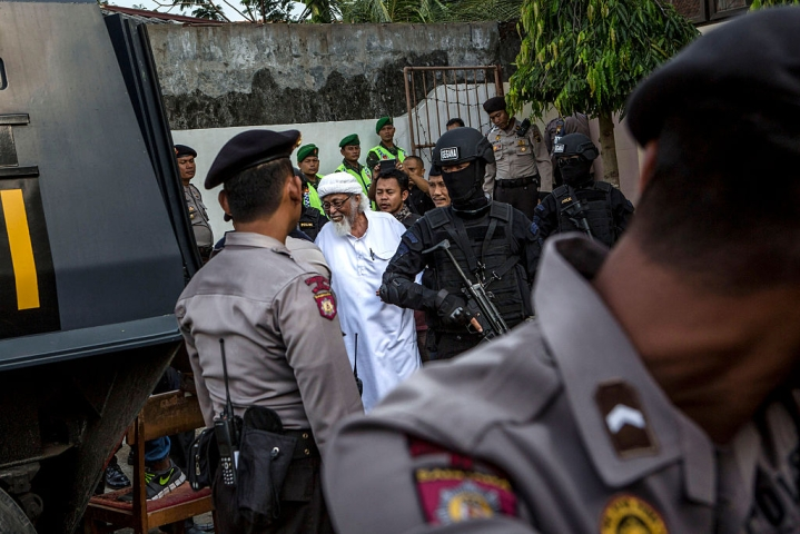 Suspected Bali Bomb Mastermind Abu Bakar Bashir To Be Released By Indonesia 'On Humanitarian Grounds'