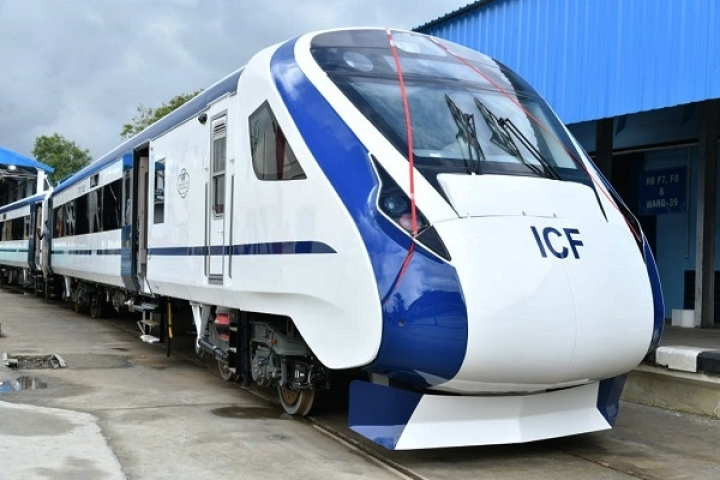 Vaishno Devi Pilgrims To Soon Be Able To Travel To Katra On Vande Bharat Express; Travel Time To Reduce To Eight Hours