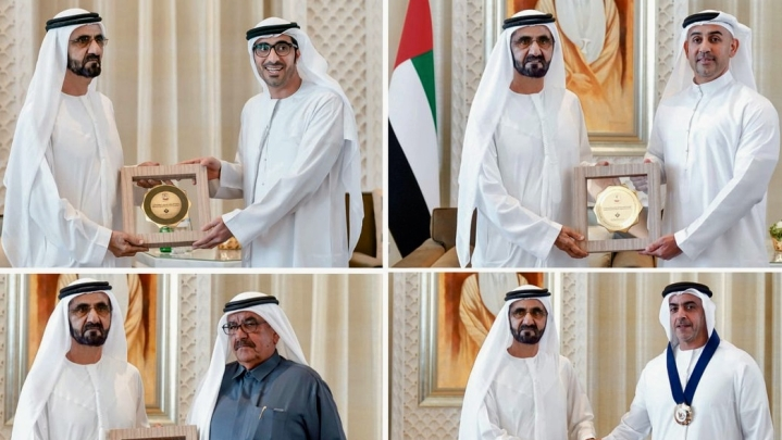 Sheikh-Up In UAE: At Function To Celebrate Gender Diversity, 'Winners' Are Men; Twitter Calls Out The Farce
