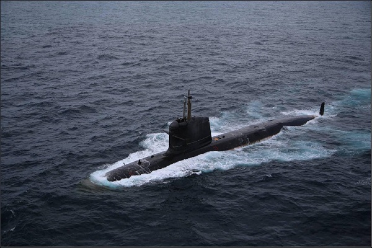 With  Pakistan Spooked Over India's Naval Power, Indian Navy To Get Second Scorpene Class Submarine In April