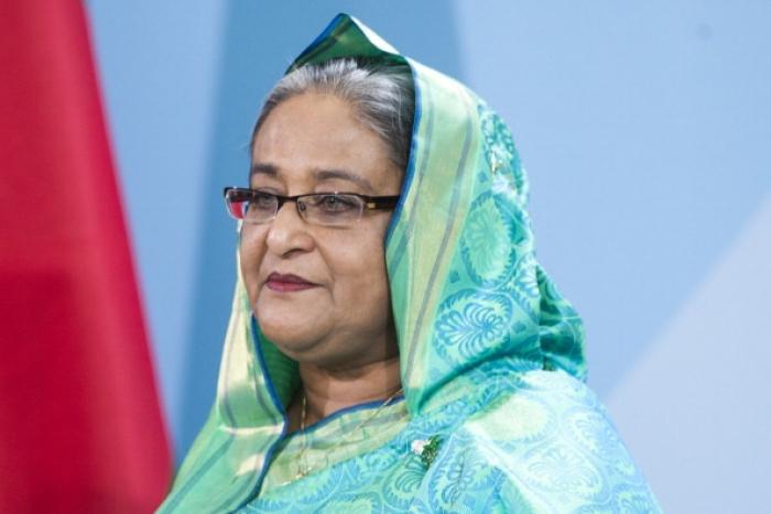 'Rohingyas Are A Threat To Regional Security': Bangladeshi PM Urges International Community To Resolve Rohingya Issue