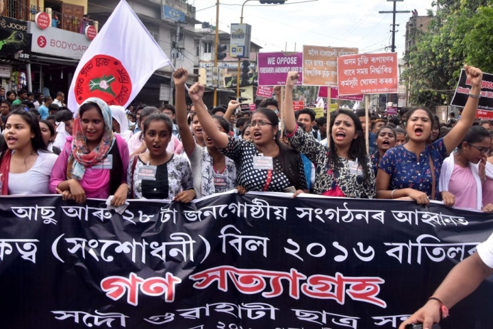 Assam Staring At Upheaval After Passage Of Citizenship Bill