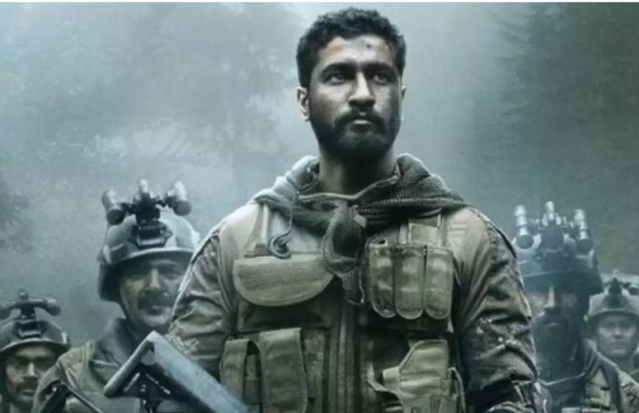 A scene from the film, Uri: The Surgical Strike.