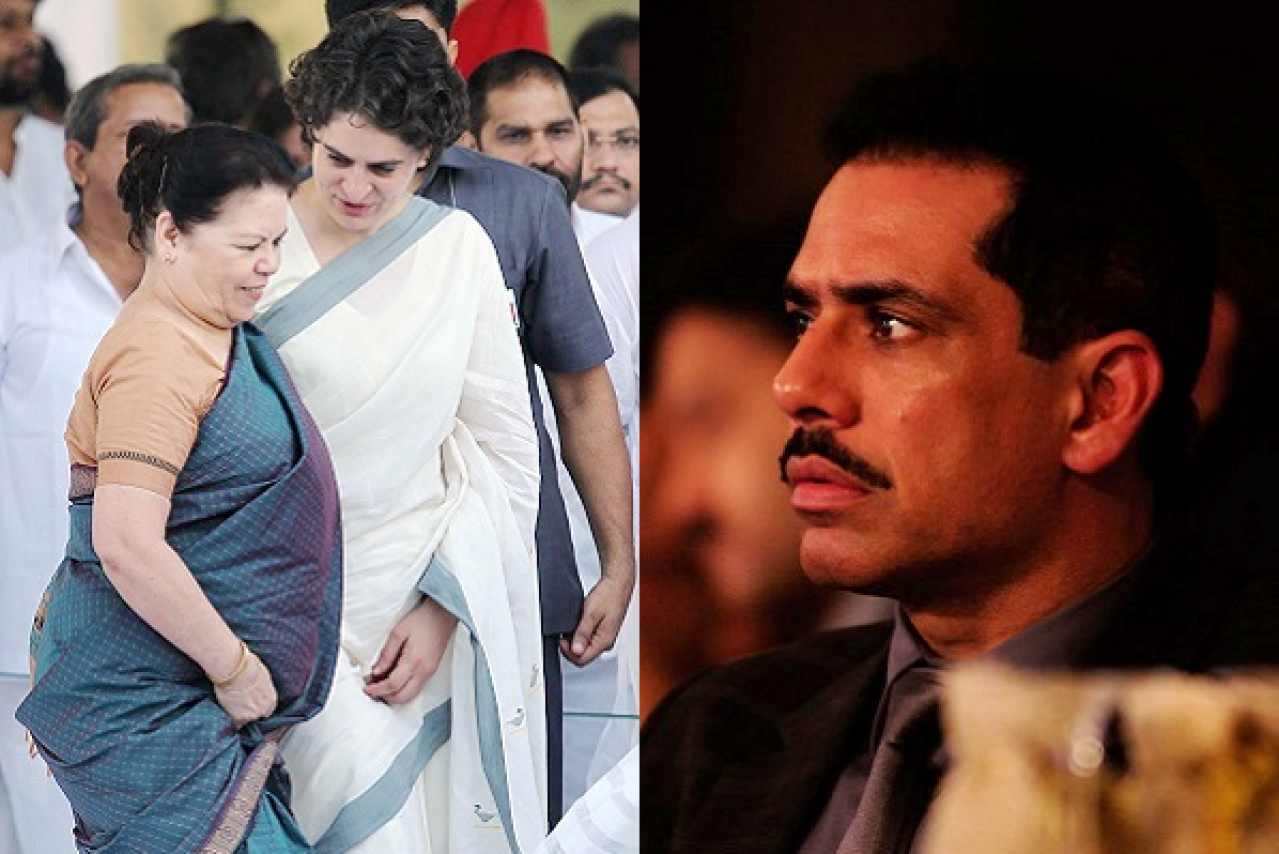 'God Is With Us': Robert Vadra Accuses Government Of Harassing Senior Citizens Ahead Of ED Questioning