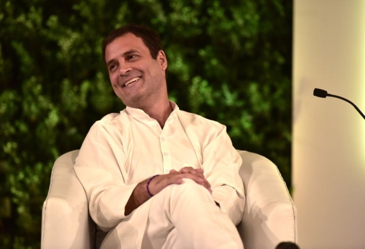 #GoBackRahul Becomes India's Top Twitter Trend As Congress President Visits Tamil Nadu