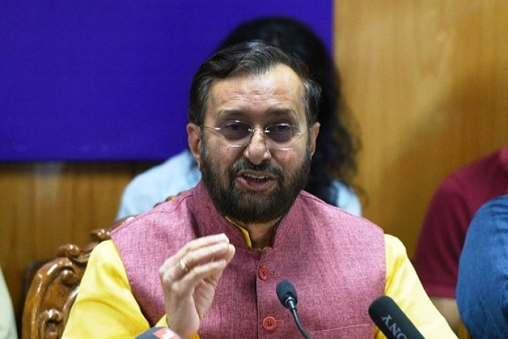 Spending It Right: Education Funding Rises To 4.6 Per Cent Of GDP Since 2014; 6 Per Cent Target Next, Says Javadekar