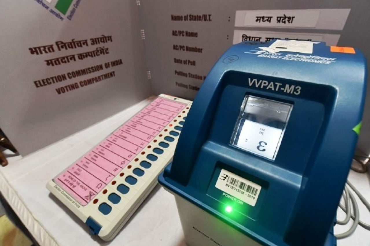 Enough For  'EVM Naysayers'? SC Directs EC To Ensure VVPAT-EVM Matching In Five Polling Stations Per Assembly