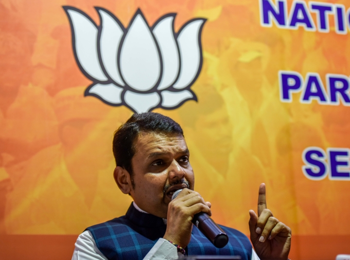 Maharashtra Assembly Polls: CM Fadnavis Retains His Nagpur West Seat In BJP's First List Of Candidates