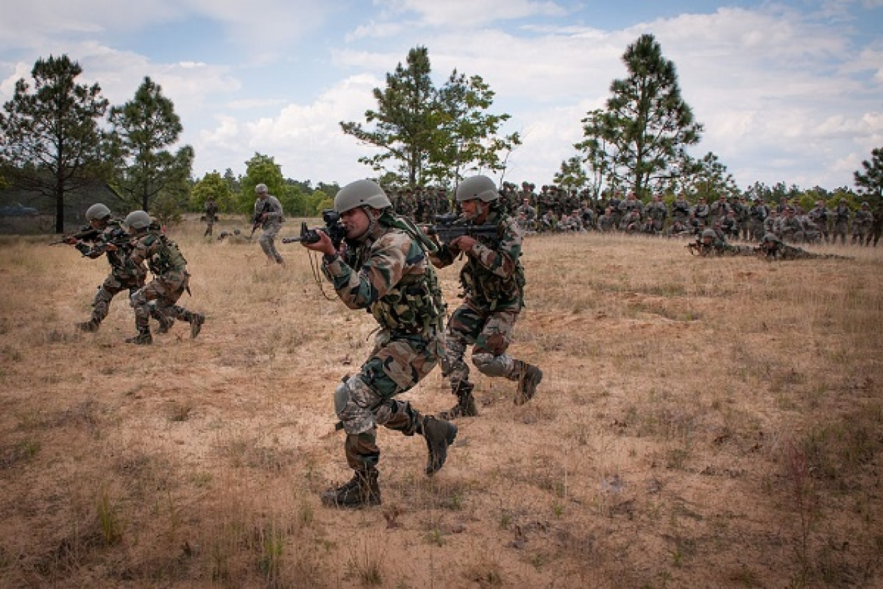 In A First, India To Co-Host Army International Scout Masters Competition For 2019