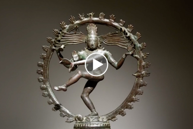 Nataraja: The Dance Of Shiva