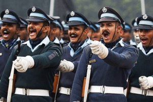 Watch The Josh: Indian Air Force Contingent Rehearses In Razor Sharp Coordination For Republic Day Parade