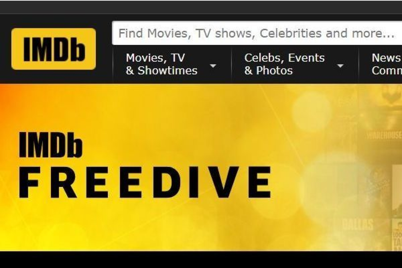 IMDb Expands From Movie Trailers, Reviews And Rating Into A Video Streaming Platform Service In US