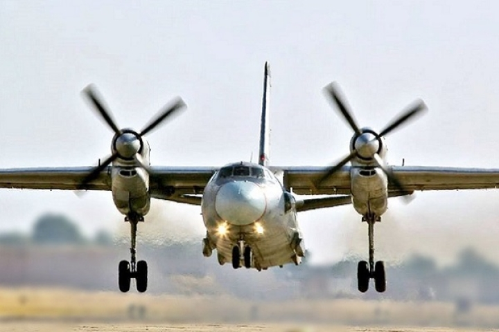 Indian Air Force Makes History: Successfully Lands AN-32 Aircraft At Sikkim's Pakyong Airstrip