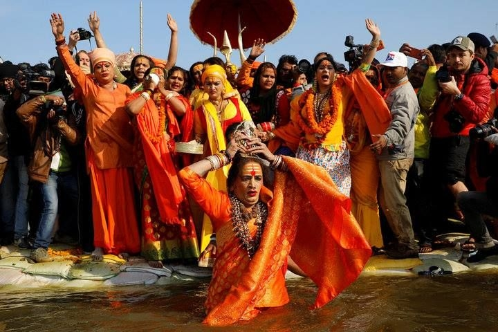Kumbh Mela 2019: Kinnar Akhara Performs Tantrik Puja In Prayagraj In Support Of Ram Temple