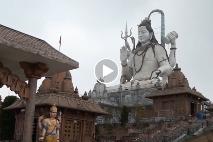Namchi: The Charm Of Char Dham Replicas