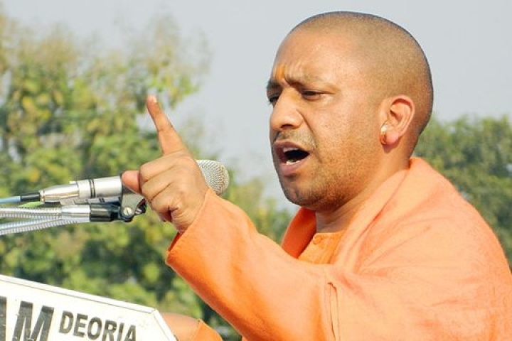 'Some Parties Fed Terrorists Biriyani While Modi Gives Them Bullets': Yogi Says Masood Azhar Will Die Like Osama
