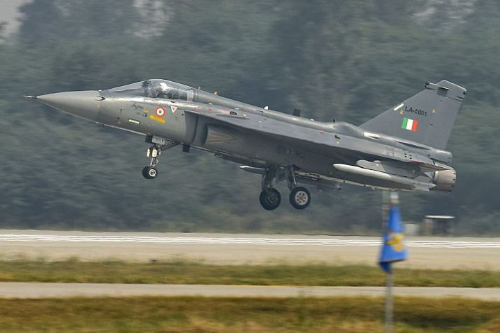 LCA Tejas' Naval Prototype With New LEVCON Flaps, Arrestor Hook Mods To Begin Final Shore Based Trials