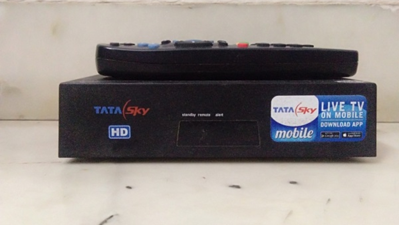 Tata Sky Slashes HD, SD Set-Top Boxes Prices By Rs 400