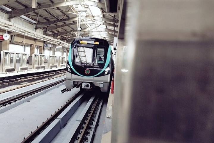Noida Metro's Aqua Line Off To Solid Start: 11,625 Commuters Between Sector 51–Greater Noida Bus Depot On Day 1