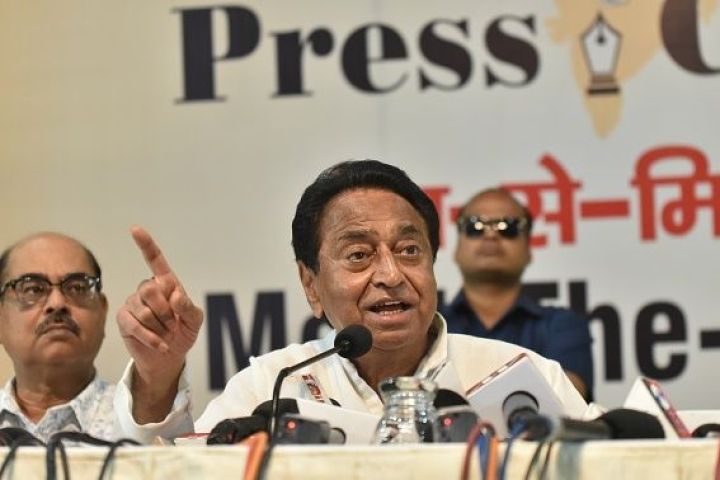 Kejriwal Bug Bites Kamal Nath? Congress Takes U-Turn In MP, Makes Aadhaar Mandatory For Farmers