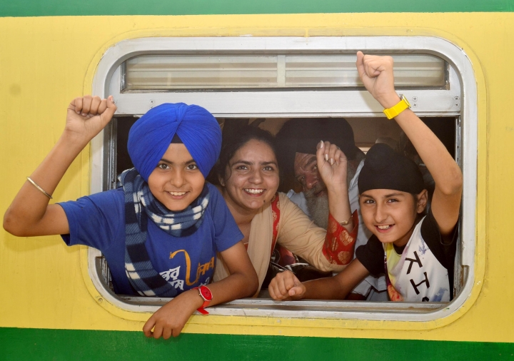 Punjab: Train Connecting Bhagat Singh's Village In Nawanshahr To Amritsar Launched Today