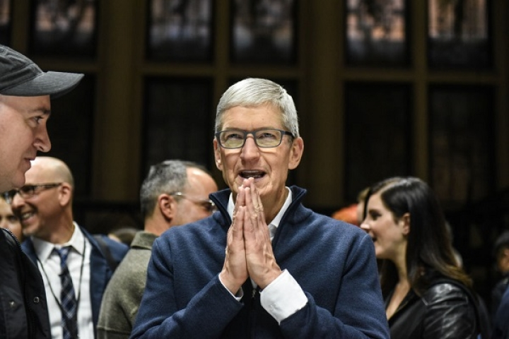 'Will Tap Indian Market With All Our Might': Apple CEO Tim Cook Reveals Company's Ambitious Plans For India