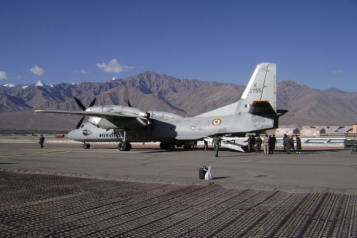 In A First, IAF's An-32 Aircraft Powered With Indigenous Bio-Jet Fuel Takes-Off From Leh Airfield