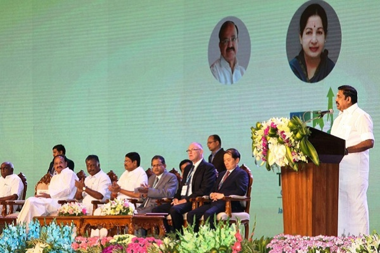 Big Boost To 'Make In Tamil Nadu': ADMK Government Inks MoUs Of Over Rs 3 Lakh Crore At Global Investor Meet