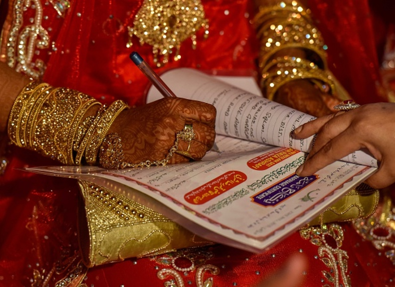 Marriage Between Muslim Man, Hindu Woman Is 'Irregular' As