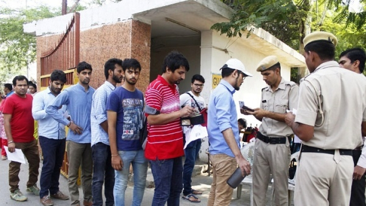 UP Police Busts Major Cheating Racket For UPSSSC Mandi Council Exams