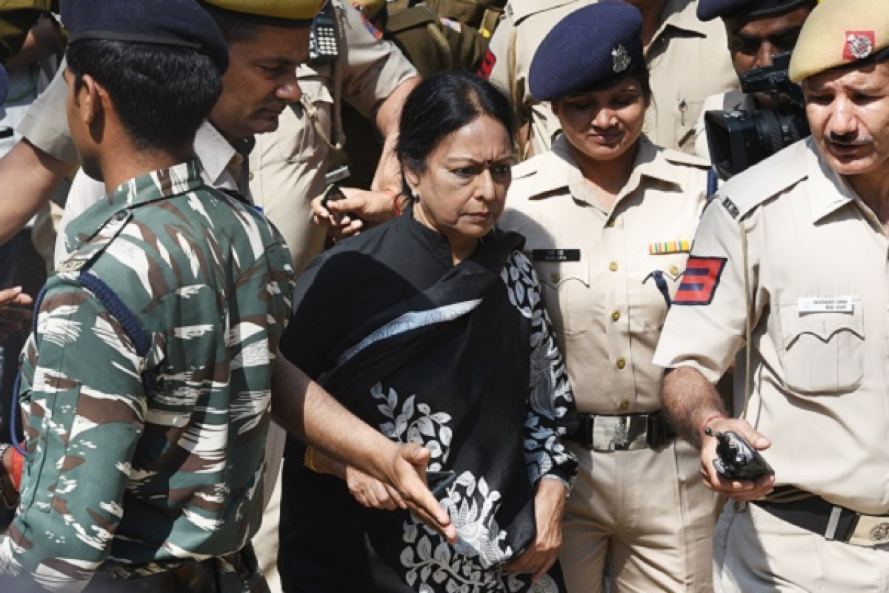 Whole Family In Trouble? CBI Files Chargesheet Against Chidambaram's Wife In Sharada Chit Fund Scam