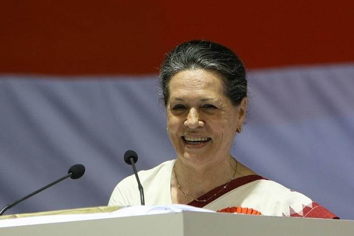 Politics Even In Death? Sonia Gandhi Calls Revered Hindu Seer Shivakumar Swamiji A 'Lingayat Leader'