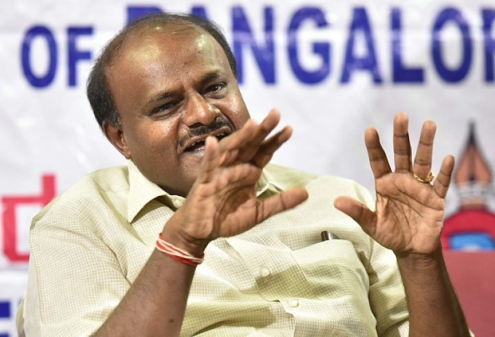 English-Medium Section In Karnataka's Government Schools: Kumaraswamy To Take Final Call Following Protests