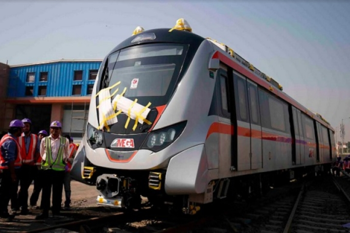 Ahmedabad Metro: Coaches  Arrive In The City, Trial Run On Vastral Gam-Apparel Park Route To Begin From 15 January