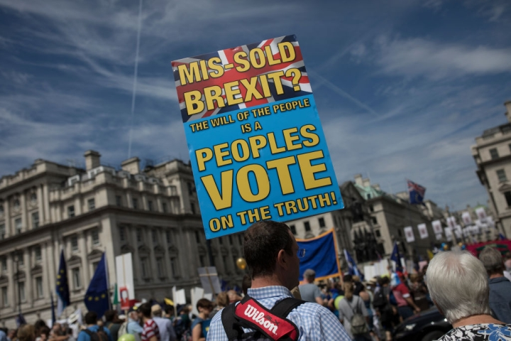 Brexit Vote Is Proof That Referendums Are The Worst Invention of Democracy