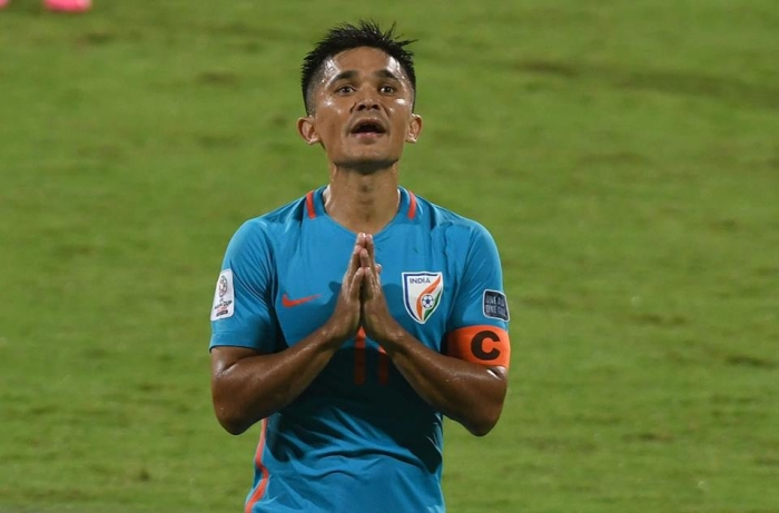 Though Credited With The Most Widely Shared Tweet In 2018, Ace Footballer Sunil Chhetri Wary About Social Media
