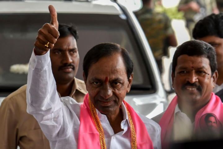Congress Suffers Major Setback In Telangana As 12 Of 18 Party MLAs Meet Assembly Speaker Demanding Merger With TRS
