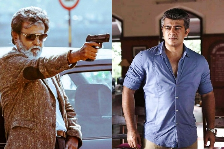 Thalaa Vs Thalaivar In Tamil Nadu: Frenzied Fans Go Berserk, Five Injured As Cutout Collapses During 'Milk Abhishekam'