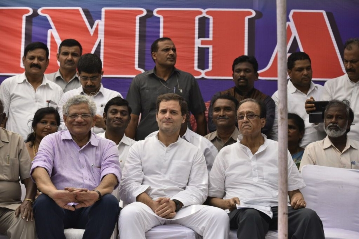'Kashmir India's Internal Matter': Rahul Gandhi Forced To Clarify After Being Quoted By Pakistan For Its Propaganda