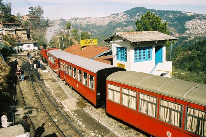 Himachal: Kalka-Shimla Railway Line Under Threat From Excavation Work For Parwanoo-Solan Highway