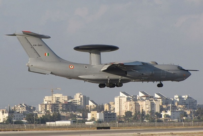 Indian Air Force Restarts Its AWACS Program Based On Airbus A330; To Get Six Indigenously Built Aircraft