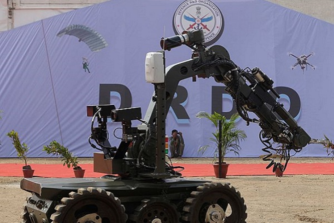 DRDO Is The 'Exhibitor Of The Year': Showcases Make In India Prowess  At 106th Indian Science Congress