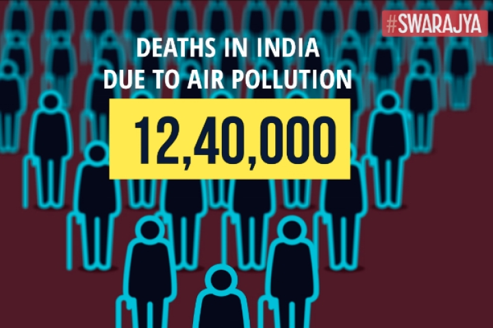 India's Battle With Air Pollution Is Getting Serious