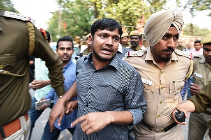 'Kanhaiya Kumar Incited Mob To Shout Anti-India Slogans': Delhi Police Files Chargesheet In JNU Sedition Row